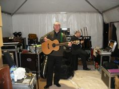 Back stage also - Roger McGuire My Music, Drums, Stage, Music Instruments, Percussion, Musical Instruments, Drum, Drum Kit
