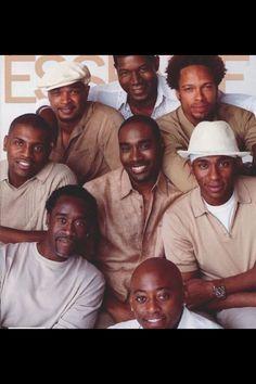damon wayans, don cheadle, morris chestnut, mos def. Mos Def, My Black Is Beautiful, Black Love, Gorgeous Men, Beautiful People, Beautiful Cover, Morris Chestnut, Men In Black, Handsome Black Men