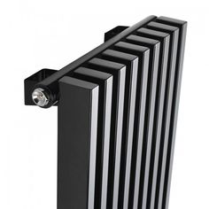 Looking for an ultra-modern radiator? Try the 1600mm x 342mm Milano Cayos Vertical in high-gloss black.