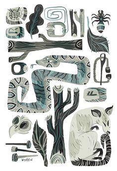 Pam Wishbow | Illozoo