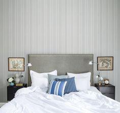 Denim Rayure grey | Decor Maison