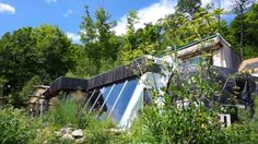 Tiny House Lover, 11 Years Living Off Grid in an Earthship Style House