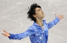 【毎日】フィギュア:男子SP羽生が首位発進 2位以下に大差   http://mainichi.jp/sports/news/20131206k0000m050053000c.html