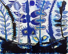 The Blue Plateau of Polynesian Memory  Lorne St  11 July - 4 August 2012  Gow Langsford Gallery