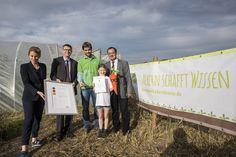 Preis für die GemüseAckerdemie