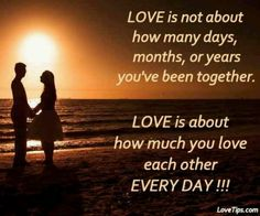 Love you EVERYDAY