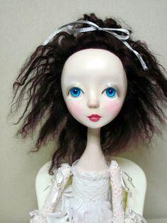 OOAK -Art doll-Titika by parangogh