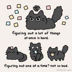 chibird: A floofy cat to remind you all to take it step by. chibird: A floofy cat to remind you all to take it step by step. One pastel post-it note at a time Loading Penguin Hugs Cute Inspirational Quotes, Cute Quotes, Penguin Hug, Positive Vibes, Positive Quotes, Cheer Up Quotes, Chibird, Cute Messages, Self Care Activities