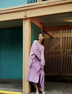 Vogue Mexico January 2018 Ophelie Guillermand by Trent McGinn