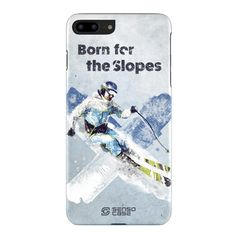 Skiing iPhone 7 Plus Sport Case Cover