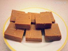 Domáce karamelky (fotorecept) - Recept