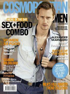 Cosmopolitan Men Indonesia II/2013.