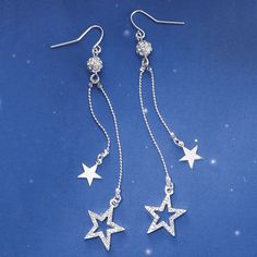 Celestial Crystal Earrings