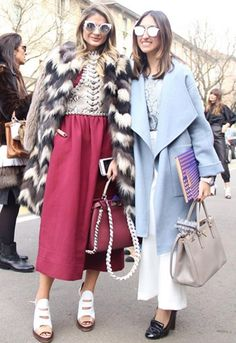 How to twin with your BFF this spring