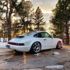 Porsche 964, Vintage Porsche, Vintage Cars, Manual Transmission, Custom Cars, Convertible, Euro, Classic Cars, Vans