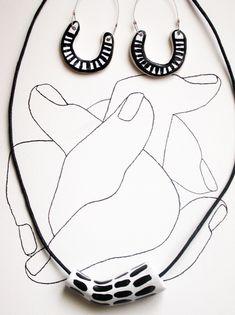 Handmade Ceramic Jewelry