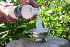 Comment transformer de l'eau en glace instantanément