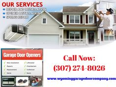 Wyoming Garage All Type Of Services Including Garage Door Installation,garage  Door Repair U0026 Garage