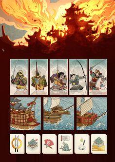 Shogun 2 - Total War on Illustration Served