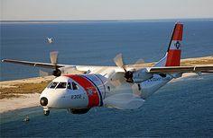 U.S. Coast Guard's HC-144A (a version of the CN235)