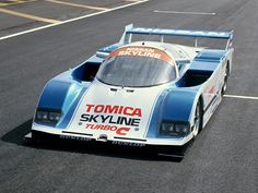 1985 Nissan Skyline Turbo Group C
