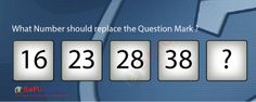 Next Number? Question Mark, Flip Clock, Puzzles, Numbers, This Or That Questions, Math, Fun, Puzzle, Riddles