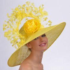 BIANCA Turbans, Fascinator Hats, Fascinators, Derby Outfits, Derby Day, My Fair Lady, Hair Rings, Kentucky Derby Hats, Fancy Hats