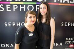 Alicia Rivera, una belleza Toledana en su sesión de MAKE UP Sephora.
