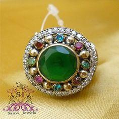 Victorian Multicolour Ring