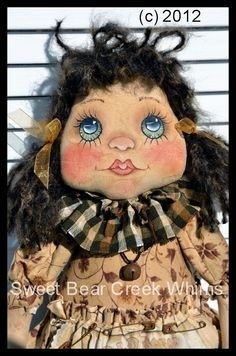 Hey, I found this really awesome Etsy listing at https://www.etsy.com/listing/101743034/primitve-doll-pattern-pdf-abby-e-pattern
