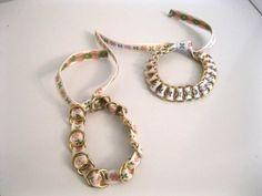 bracelet ruban