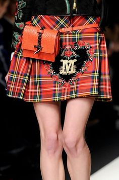 #Moschino Fall 2013 Collection MFW