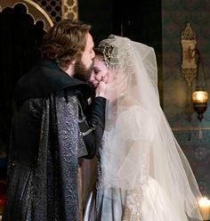 Muhteşem Yüzyıl Kösem Wedding of sultan Murat IV and princess Farya