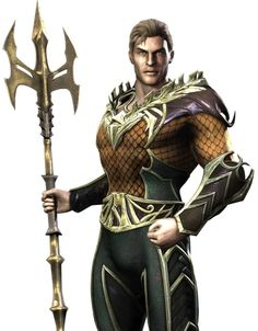 Injustice- Gods Among Us Character Art and Concept Art 2