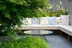 Mortlake, London - Tom Howard Gardens Decor, Furniture, Outdoor Decor, Garden Design, Outdoor Sectional Sofa, Sectional Sofa, Outdoor Furniture, Home Decor, Sectional