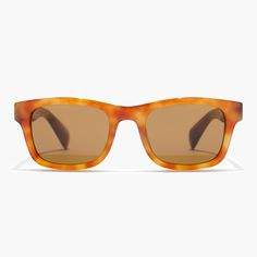 J.Crew Valentine's Day Shop: women's Irving sunglasses.