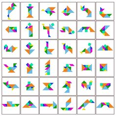танграм гриб схема: 4 тыс изображений найдено в Яндекс.Картинках