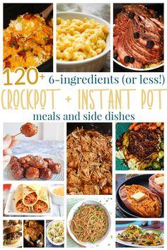 Fun Easy Recipes, Healthy Crockpot Recipes, Light Recipes, Veggie Recipes, Slow Cooker Recipes, Real Food Recipes, Popular Recipes, Delicious Recipes, Dinner Recipes