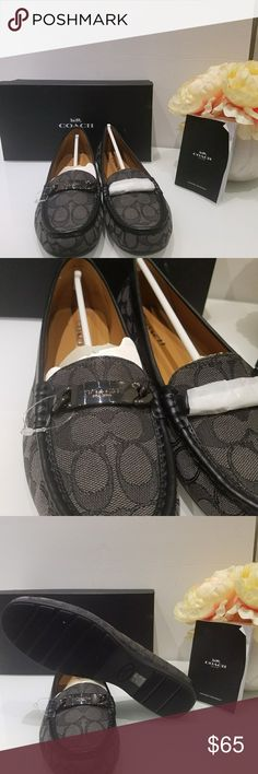 Coach shoes Brand new with box reasonable offers are welcome Coach Shoes Flats & Loafers