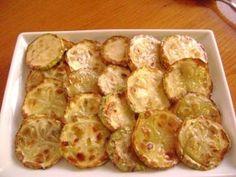 Ricetta delle zucchine con salsa di yogurt della cucina turca (kabak ...