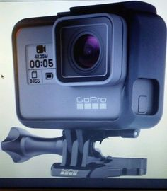 Durable GoPro HERO5 Black Edition Camera Brand New in box action sports camera