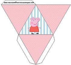 167 Best Eli S 2nd Birthday Images On Pinterest George Pig Party