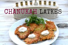 Celebrating Chanukah? Try my easy and delicious Chanukah Latkes!  #SeasonedGreetings #ad #collectivebias