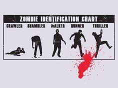 #Zombie survival infographics: http://www.prep-shop.com/the-survival-blog/zombie-survival-graphics/