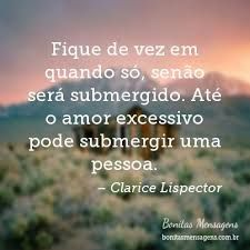 Image result for frases de clarice lispector