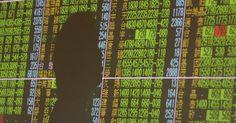 «Lundi noir» à la Bourse de Shanghaï et mauvais réveil pour les Bourses européennes