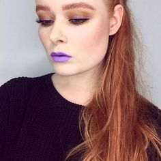 Because lip colours are not universal.