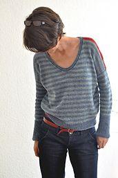 Ravelry: ...a hint of summer pattern by Isabell Kraemer #MiniSkeinMonday