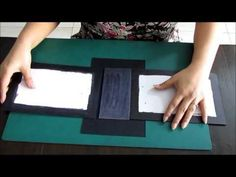 ▶ AIW Mini album with Kathy Orta Hidden hinge- Part 2 - YouTube