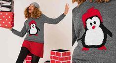 Le pull de Noël femme